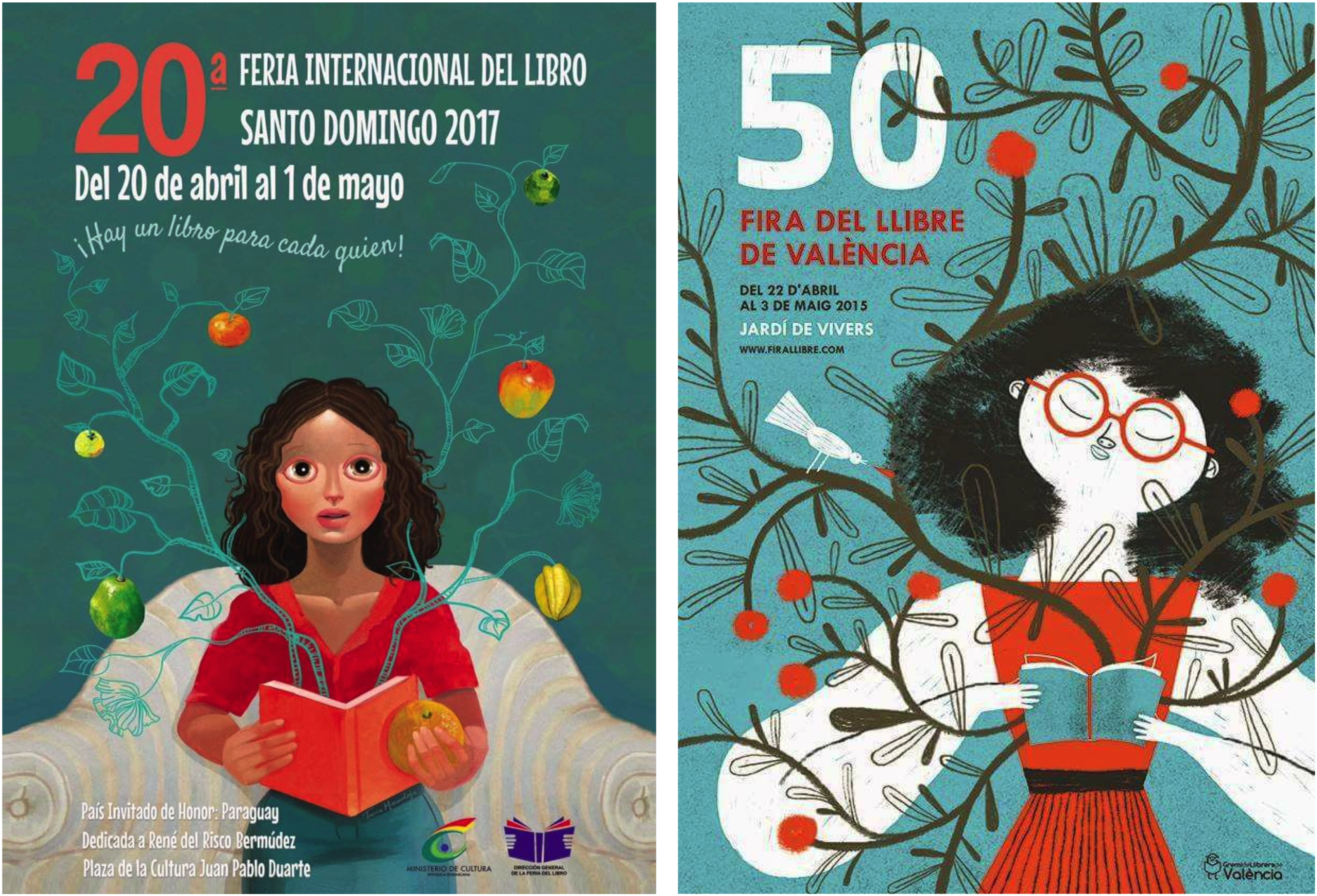 afiches Feria